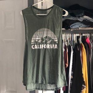 California tank